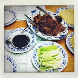 Aromatic Duck Served :)!