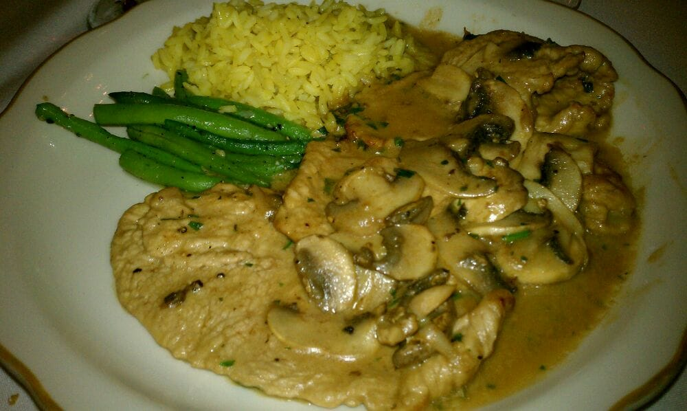 Veal scallopini | Yelp
