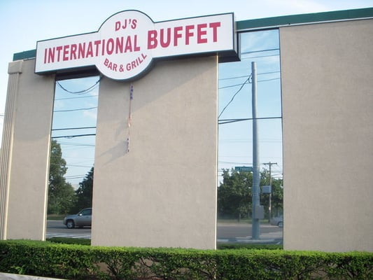 Dj S International Buffet Kinesisk Garden City Ny