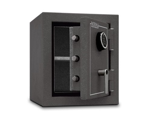 Small burglary safe