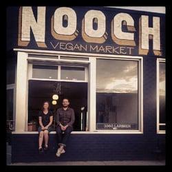 Nooch Vegan Market logo