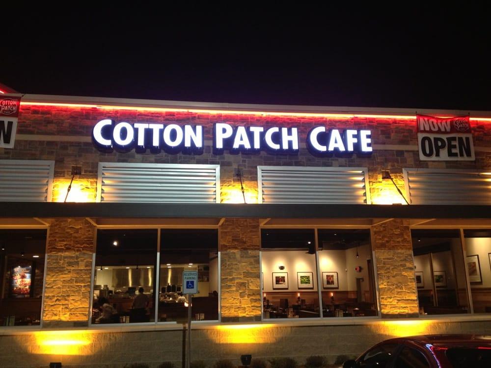 Cotton patch restaurant near me that deliver
