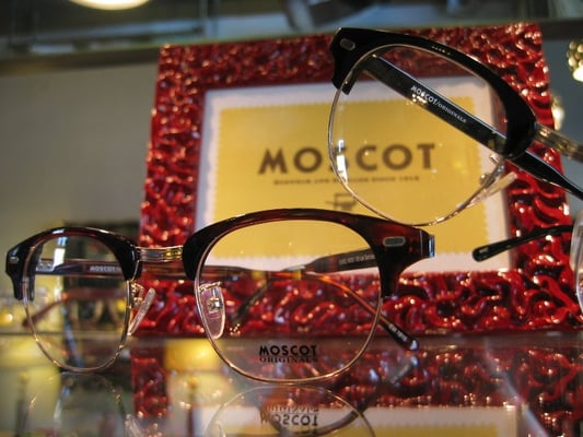 Exclusive collection of Moscot Originals, glasses direct ...
