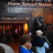 Stables Market Camden, London