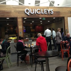 Quigleys Cafe, Dublin
