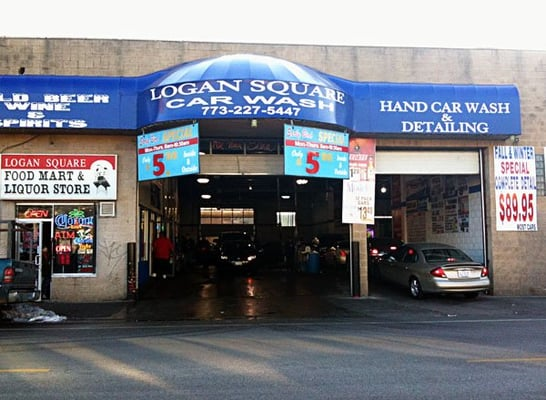 Car Wash Logan Square Chicago