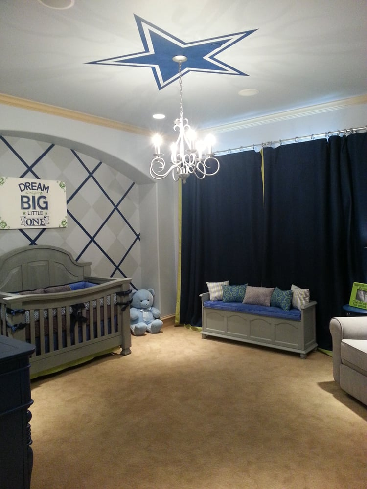 Dallas cowboys baby room decor 28 images pin by for Dallas cowboy bedroom ideas