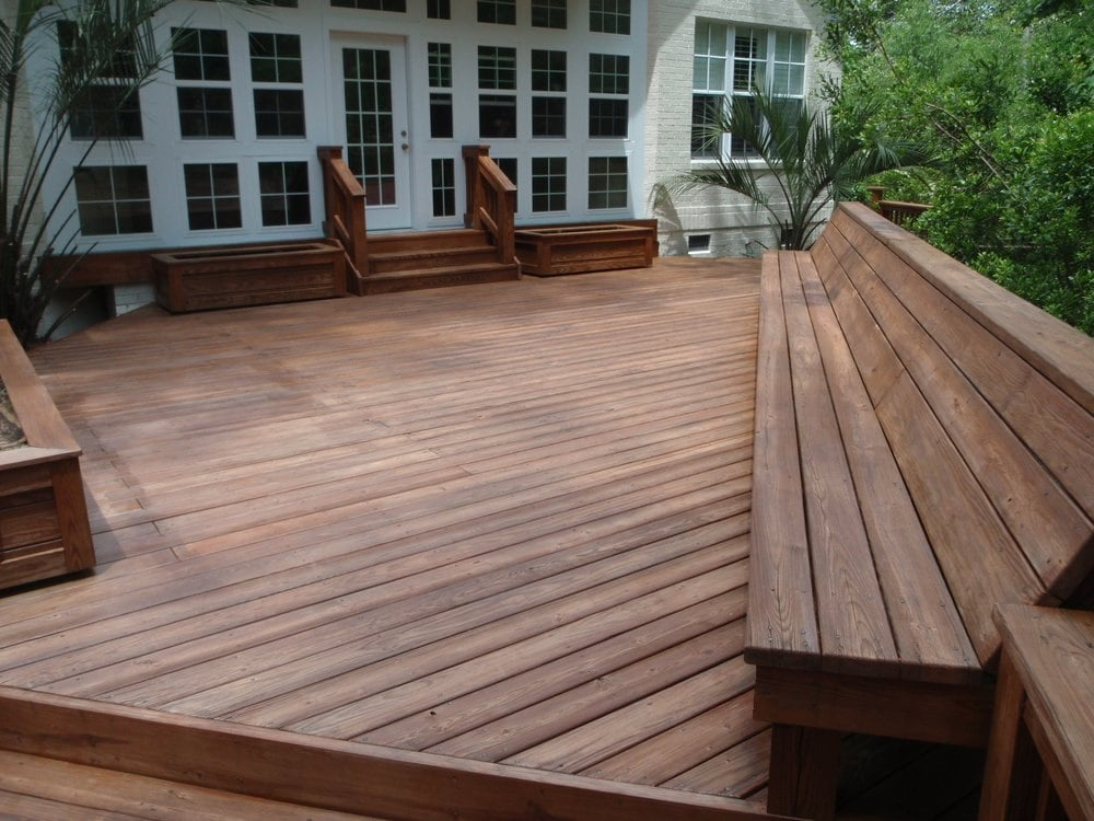 Flood Deck Stain Submited Images