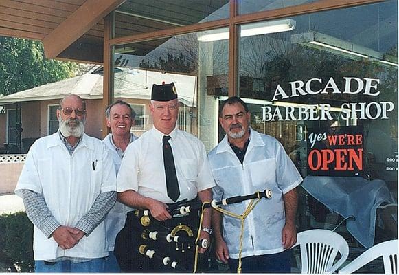 Arcade Barber Shop - Barbers - Riverside, CA - Yelp