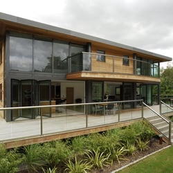 Sunparadise bespoke aluminium glazing for your entire project