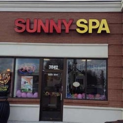 sunny spa massage spa i uppsala