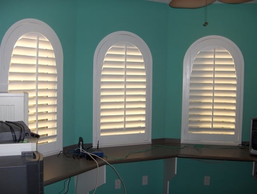 Norman shutters with arches serving west palm beach for Garage door repair lake worth fl