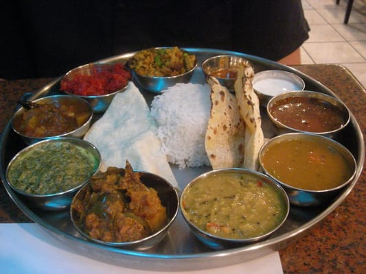 Annapurna cuisine palms culver city ca verenigde for Annapurna cuisine culver city