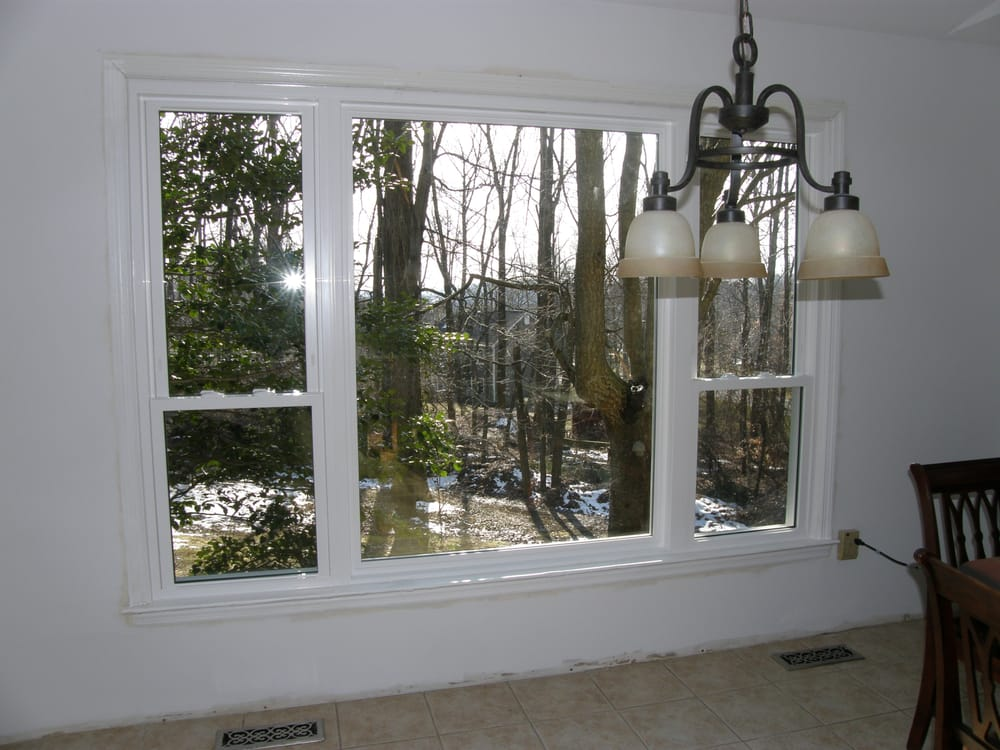 Cottage Style Double Hung Windows To Give Better View From