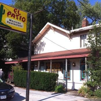 El Patio Mexican Restaurant Des Moines Ia