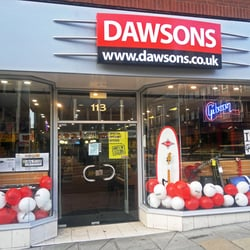 Dawsons Music Shop Leeds