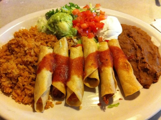 Chicken Flautas Yelp