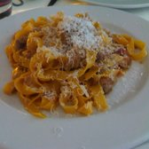 Tagliatelle with duck ragu