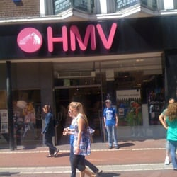 HMV Ireland Ltd, Dublin
