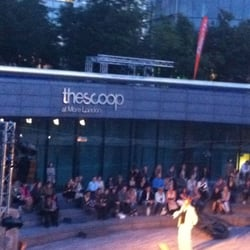 The Scoop at More London, South Bank, London