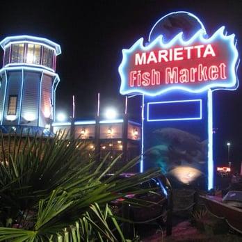 Marietta fish market 119 photos seafood marietta ga for Marietta fish market menu