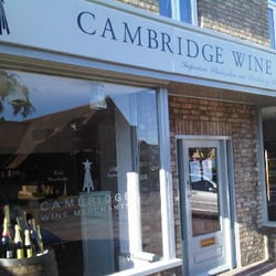 Cambridge Wine Merchants Cherry Hinton Road, Cambridge