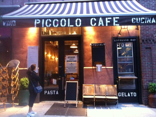 Piccolo Cafe Upper West Side