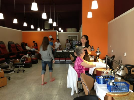 Night light nail salon nail salons wallingford for Salon seattle