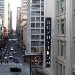 Nordstrom, Seattle, WA by Debby L.