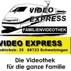 Video Express Sven Stier, Schwetzingen, Baden-Württemberg, Germany