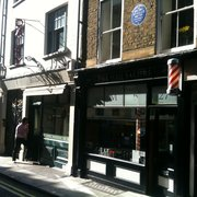 Pall Mall Barbers, London