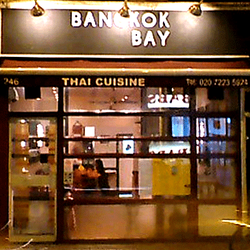 Bangkok Bay, London