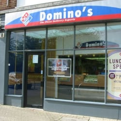 Domino's Pizza, Didcot, Oxfordshire