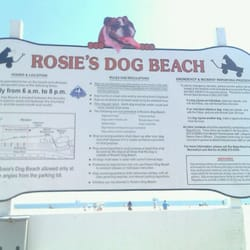 Directions To Rosie S Dog Beach
