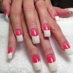 French Nails Mesa Az HD Wallpaper