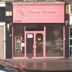 Luxury Desserts Ltd., London