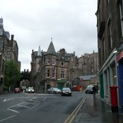 Budget Backpackers Hostel, Edinburgh, UK