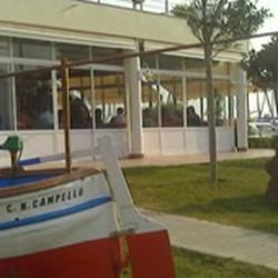 Restaurante club nautico, El Campello, Alicante, Spain