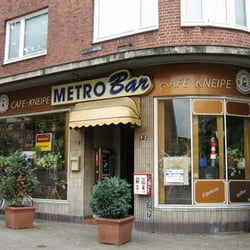 Metro Bar, Hamburg, Germany