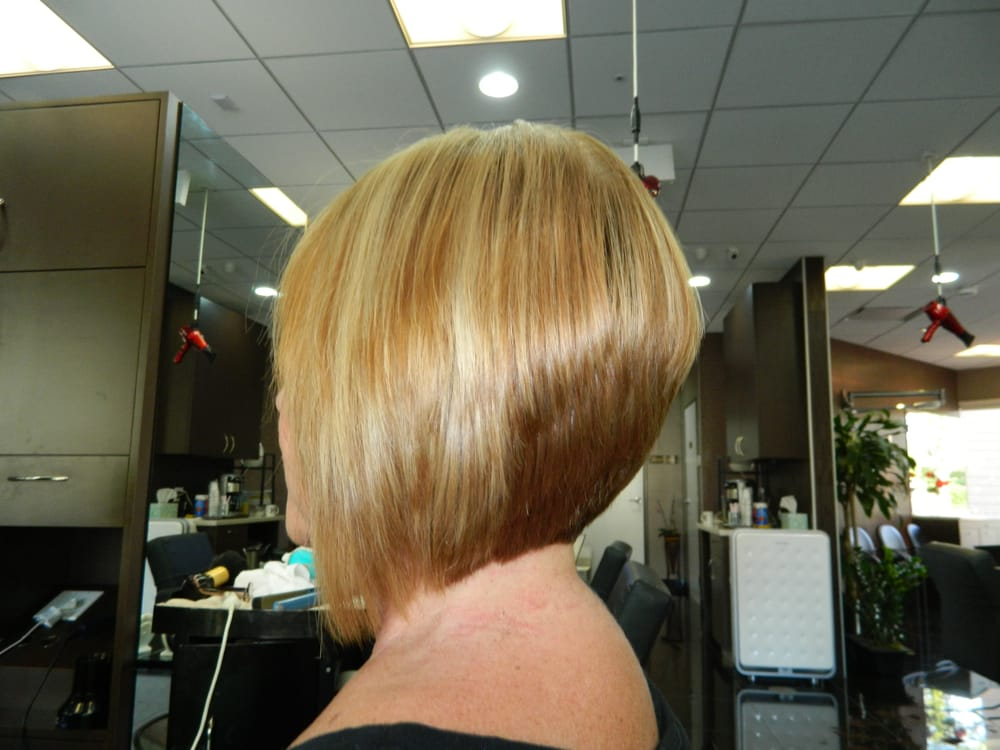 Best a line bob haircut irvine best hair salon irvine for 18 8 salon irvine
