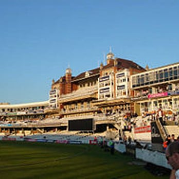 The Old Pavilion at the Oval