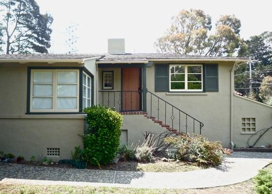 Mobile home exterior paint colors images frompo - Painting mobile home exterior ...