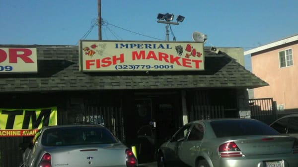 Imperial fish market seafood markets los angeles ca for Imperial fish market