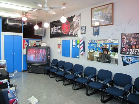 Crowd Pleezers Barber Shop - Westside - Las Vegas, NV Yelp