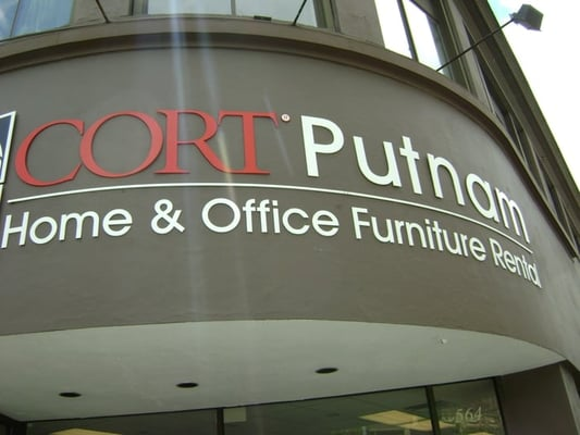 Cort furniture clearance center central square for Cort furniture clearance