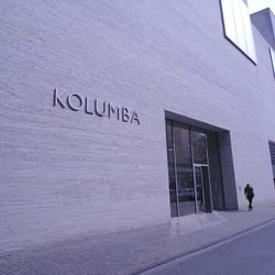 Kolumba Kunstmuseum des Erzbistums, Cologne, Nordrhein-Westfalen, Germany