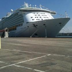 Los Angeles Cruise Ship Terminal  15 Photos
