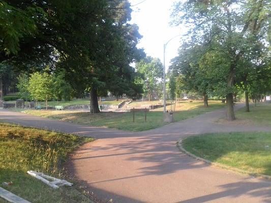 Arsenal Park Parks Lawrenceville Pittsburgh Pa