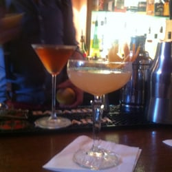 The Four Sisters Breakfast Martini