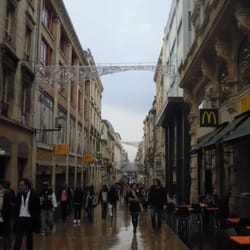 Rue Sainte Catherine, Bordeaux, France